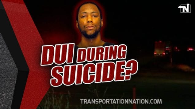 DUI During Suicide