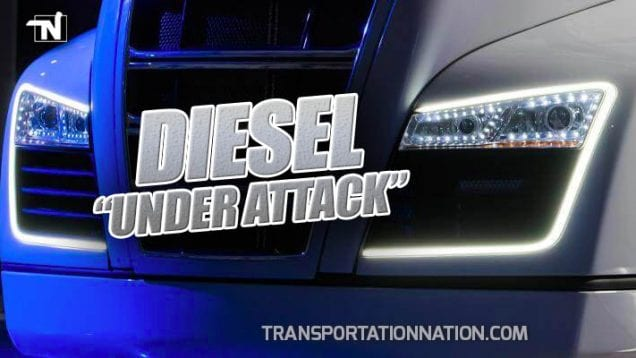 Diesel Under Attack