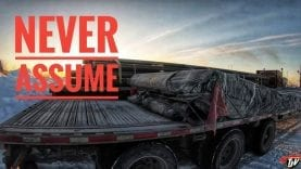 My Trucking Life | NEVER ASSUME | #1645