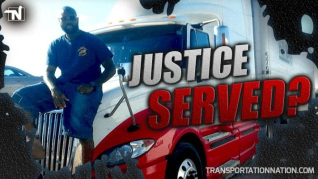 Justice Served for Murdered Trucker