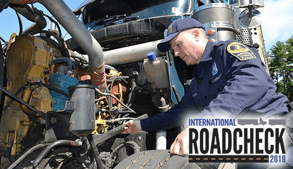 2019 CVSA's International Roadcheck Set For June 4-6