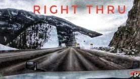 My Trucking Life | THRU THE MOUNTAINS | #1666