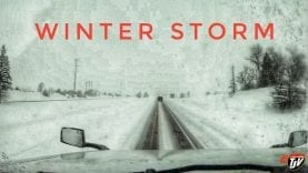 My Trucking Life | WINTER STORM | #1663