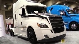 2019 Freightliner Cascadia 126inch DD15 505hp Sleeper – Walk Around