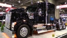 2019 Kenworth W990 76inch Sleeper – Exterior and Interior Walk Around – 2019 Expocam Montreal