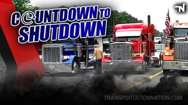 Countdown to Shutdown on April 12 2019