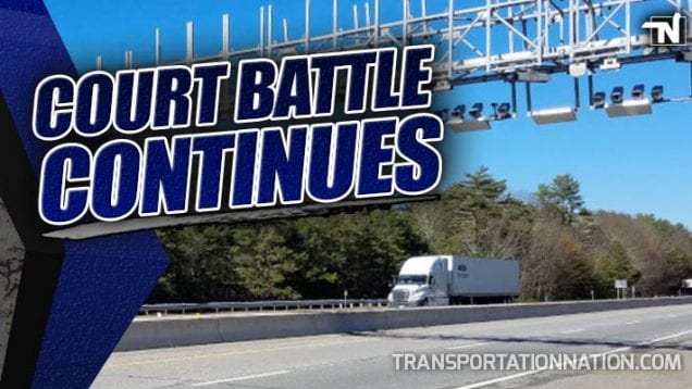 Court Battle Continues Over Rhode Island's Truck-Only Tolls