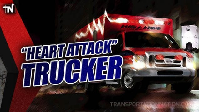 Heart Attack Trucker