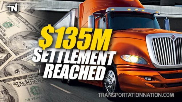 $135M MaxxForce Settlement Reached Navistar