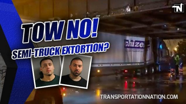 Alleged Tow Truck Scam Operation Against Truckers