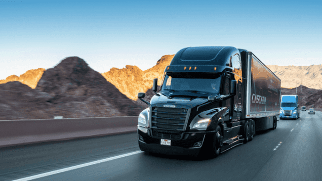 Daimler Trucks Annonces Formation of Autonomous Tech Group