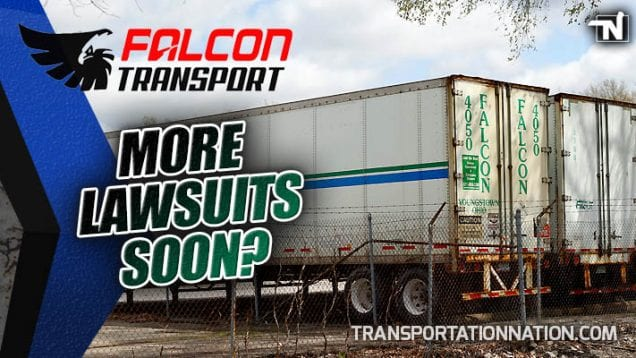 Falcon Transport – More Lawsuits Coming Soon – WARN