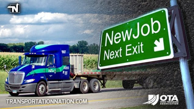Falcon Transport – Ohio Trucking Association Helps Find New Jobs
