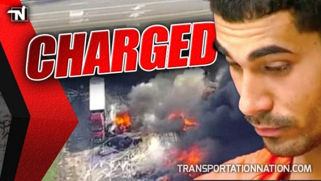 I-70 Truck Driver Charged on May 3 2019
