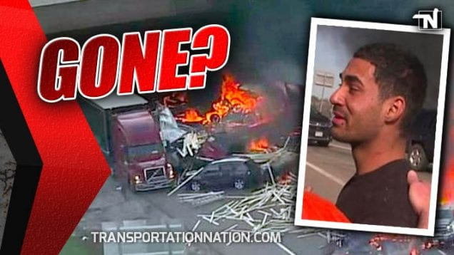 Is the I-70 Trucker Gone from Colorado? Rogel Mederos