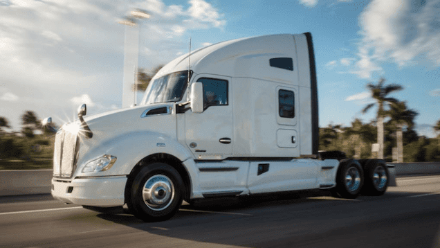Used Class 8 Truck Prices Rising