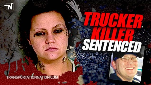 Woman who Killed Trucker Kevin Johnson is Sentenced to Prison