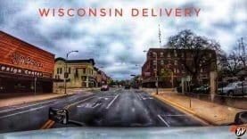 My Trucking Life | WISCONSIN DELIVERY | #1707