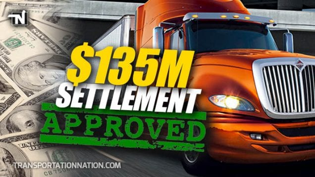 $135M MaxxForce Settlement Approved Navistar