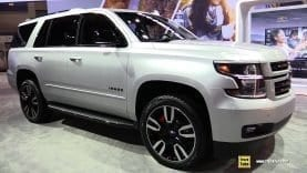 2019 Chevrolet Tahoe Premier – Exterior and Interior Walk Around