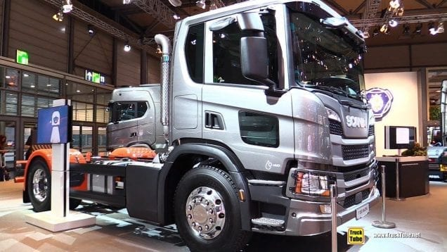 2019 Scania P280 B4x2NA Tractor – Exterior and Interior Walk Around