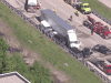 I-45 Northbound Crash