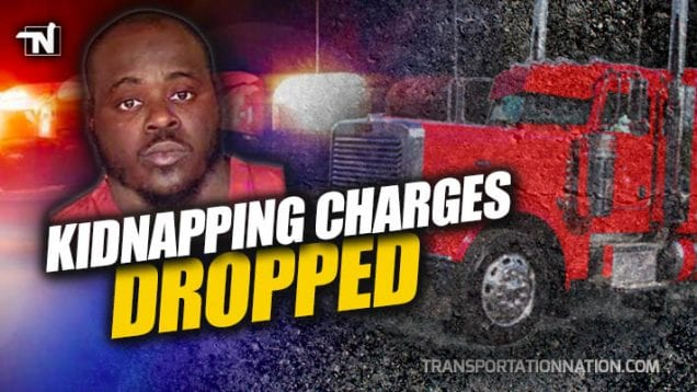 Kidapping Charges Dropped