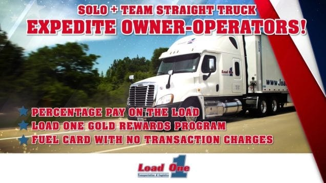 Load One Transportation – Make Trucking Great Again