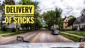 My Trucking Life | STICKS | #1719