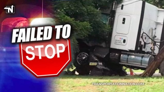 19 Year Old Driver and Her Parents Killed in New Jersey When They Hit a Big Rig