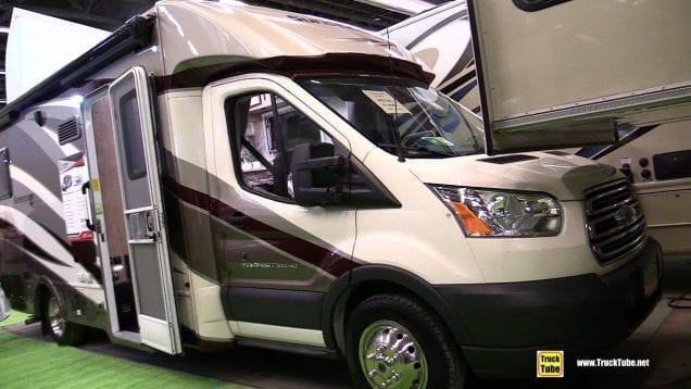 2019 Forest River Sunseeker 2280 Motor Home – Exterior Interior Walk Around