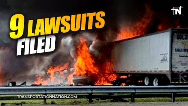 9 Lawsuits Filed in I-75 Florida Fatal Crash