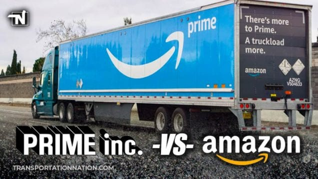 Prime inc Sues Amazon