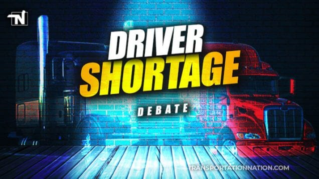driver shortage debate