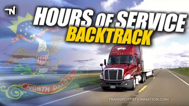 hours of service backtrack in north dakota