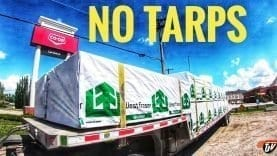 My Trucking Life | NO TARPS | #1746
