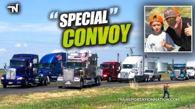 Beep Beeps for Bentlee – Special Convoy