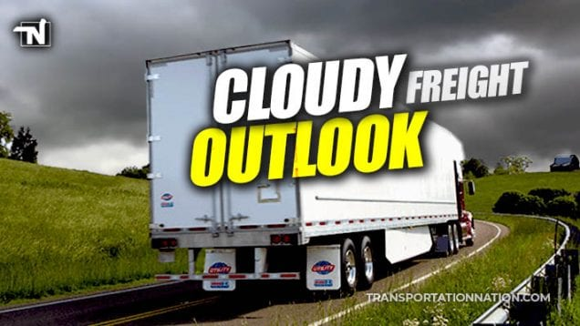 Cloudy Freight Outlook