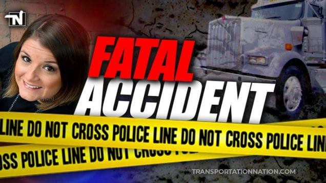 Fatal Accident – Jennifer Thomas – Transportation Nation Network