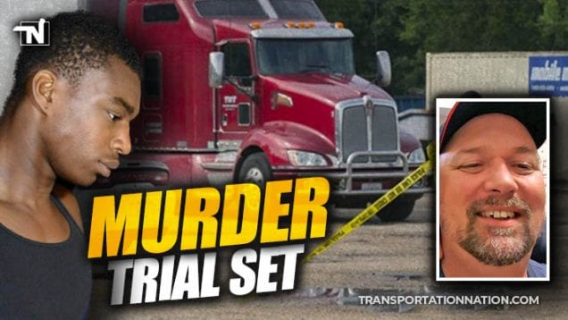 keith odom – murder trial set – rip trucker