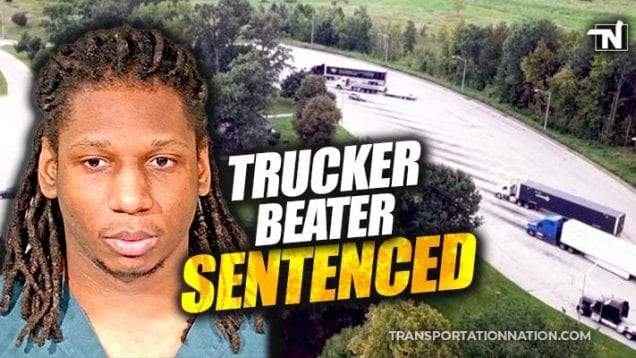 man sentenced to 8 years prison for brually attacking trucker in 2017