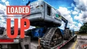 My Trucking Life | LOADED UP | #1779