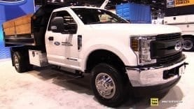 2018 Ford F350 Super Duty Dump Body – Exterior and Interior Walk Around