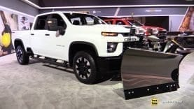 2020 Chevrolet Silverado 2500 HD with Snow Plow – Walk Around