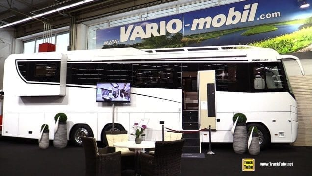 2020 Vario Mobil Perfect 1200 Motor Home – Walk Around