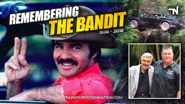 Remembering The Bandit – 1936-2018