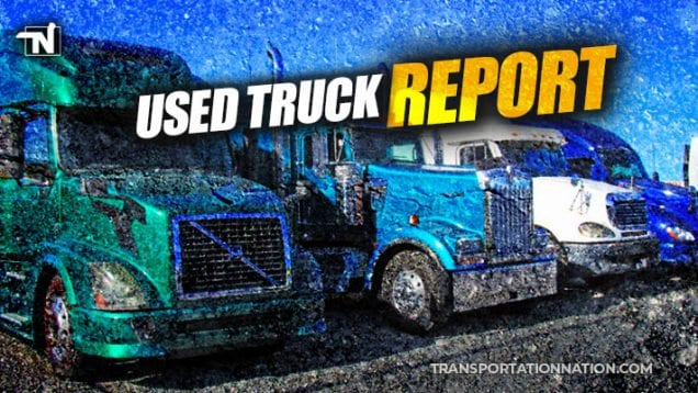 Used Truck Report – Sept 27 2019