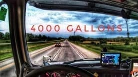 My Trucking Life | 4000 GALLONS | #1784