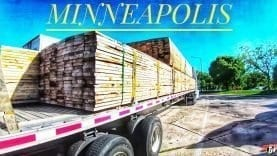My Trucking Life | MINNEAPOLIS | #1794
