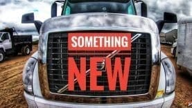 My Trucking Life | SOMETHING NEW | #1803